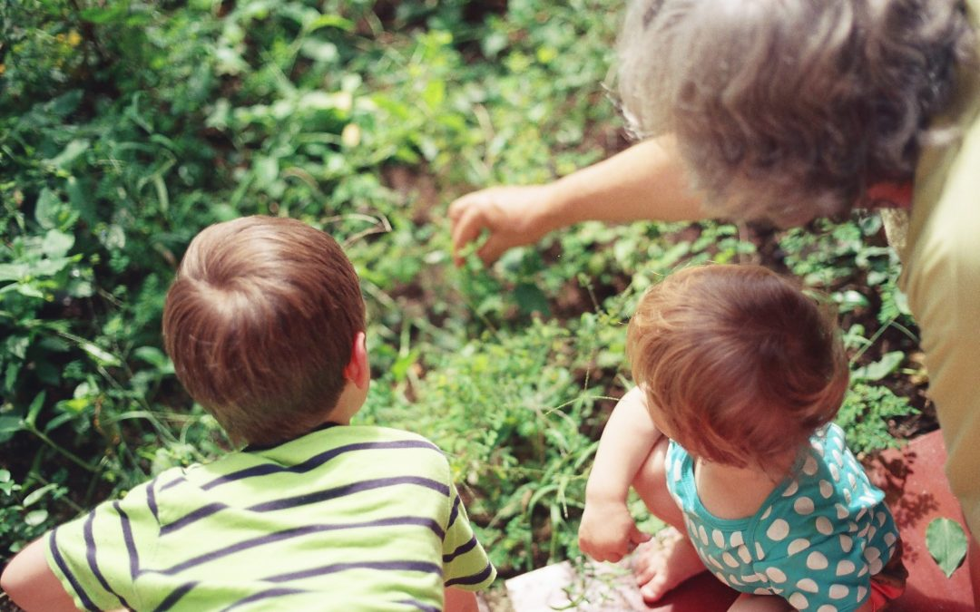How to best invest for Children or Grandchildren?