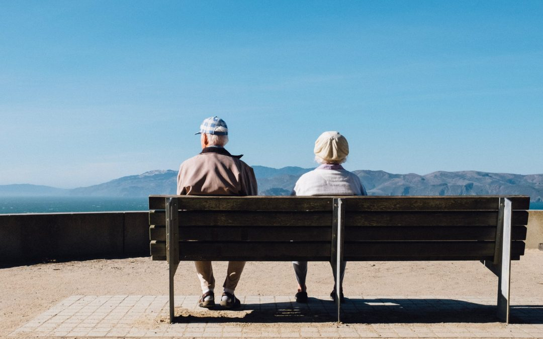 What are the investment opportunities that come from the ageing population trend?