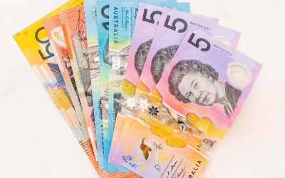 Looking at the factors behind the AUD/USD exchange rate movements