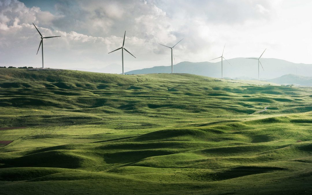 What is green energy and what is the future of the energy market in Australia and around the world?