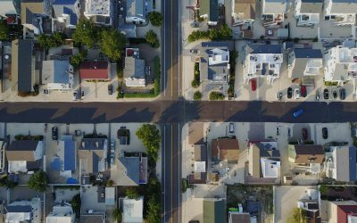 What affects demand and prices of property in Australia?